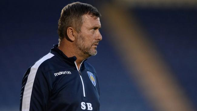 Exciting times - Steve Ball is the new head coach at Colchester United