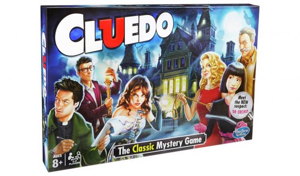 Gazette: Cluedo board game. Picture: Hasbro Gaming