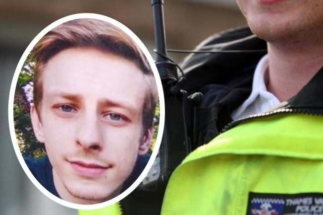 Luke Dyer-Gasson, 23, is missing from his Colchester home