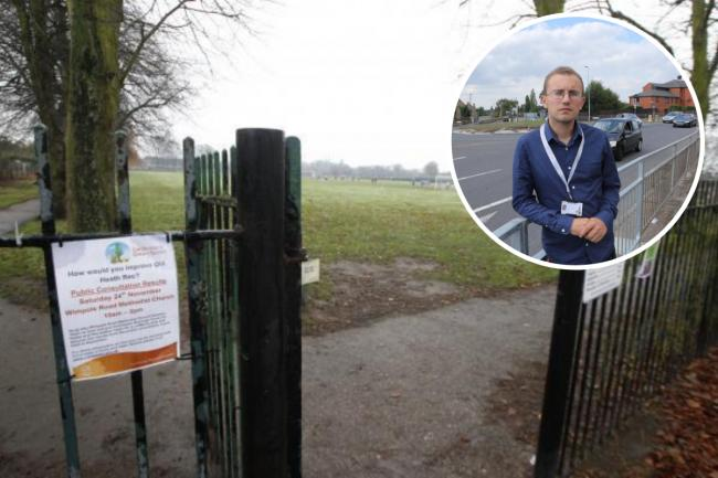 'Cancel fun fair in popular park... it's not worth the risk'