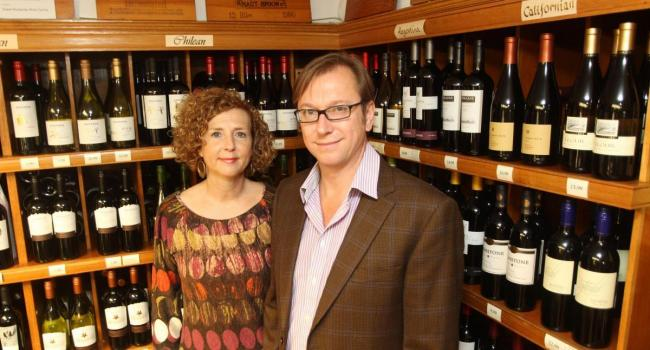 Passion - Anthony and Janet Borges, of The Wine Centre, are retiring after 21 years