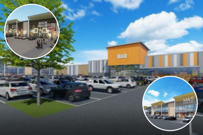 Everything we know about new £60m retail park as work gets underway