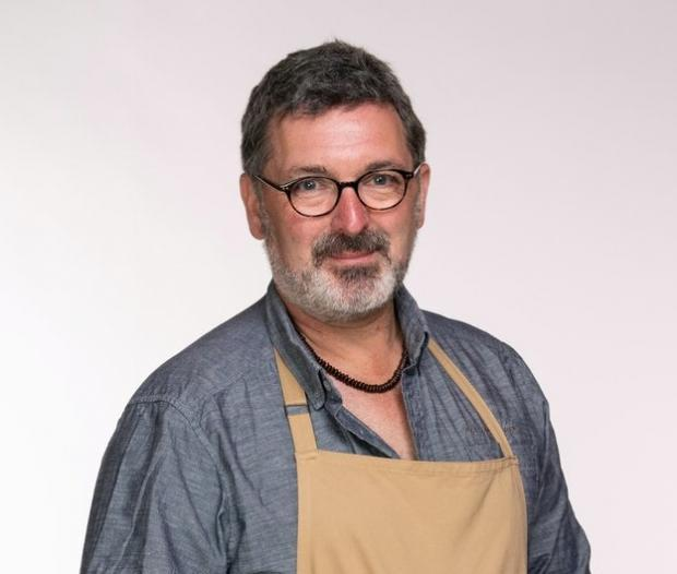 Gazette: Marc is among the stars of this year's The Great British Bake Off (C4/Love Productions/Mark Bourdillon)