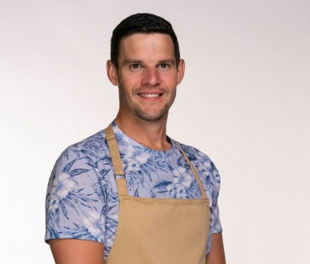 Gazette: Dave is among contestants for The Great British Bake Off (C4/Love Productions/Mark Bourdillon)