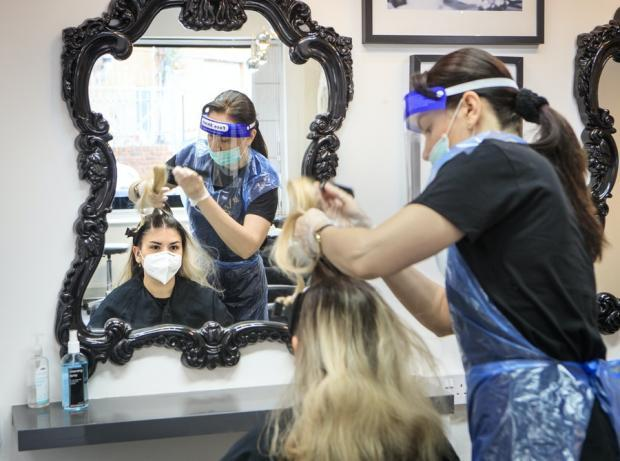 Gazette: The new coronavirus law could also impact those getting their hair done