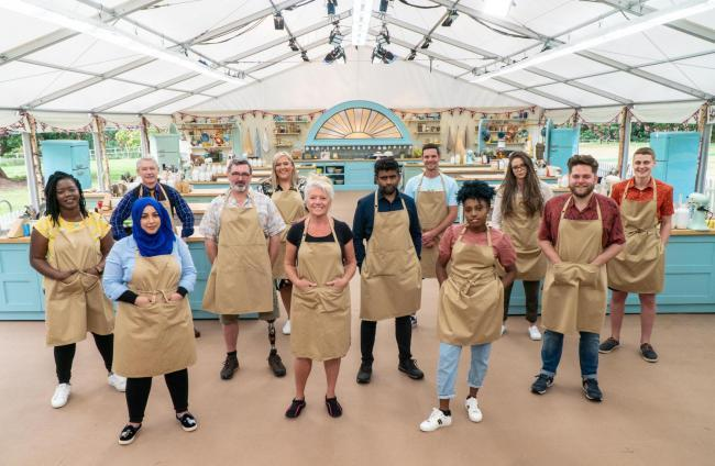 Great British Bake Off 2020: These are the 12 contestants taking part. Picture: Channel 4/PA Wire/Love Productions