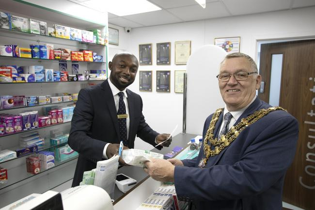 Pharmacy puts community at 'heart of the business' by adding Post Office counter on site