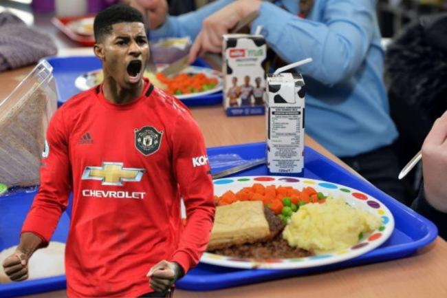How many of your neighbours signed Marcus Rashford's child food poverty petition?