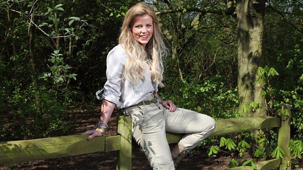 Campaigners praise Countryfile star Ellie Harrison who said racism is a problem in the countryside. Picture: BBC