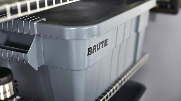 Gazette: Avoid storing clothes in damp locations. Credit: Rubbermaid