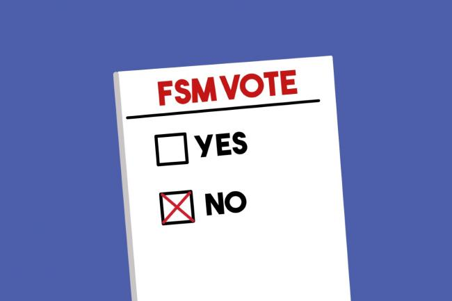MP Will Quince explains his FSM vote (Louise Newberry, Colchester Sixth Form College)