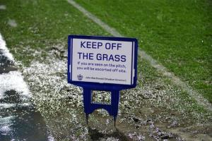 Clacton match at Haverhill is postponed
