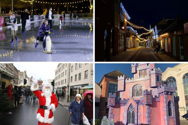 Here's everything happening in Colchester town centre this Christmas