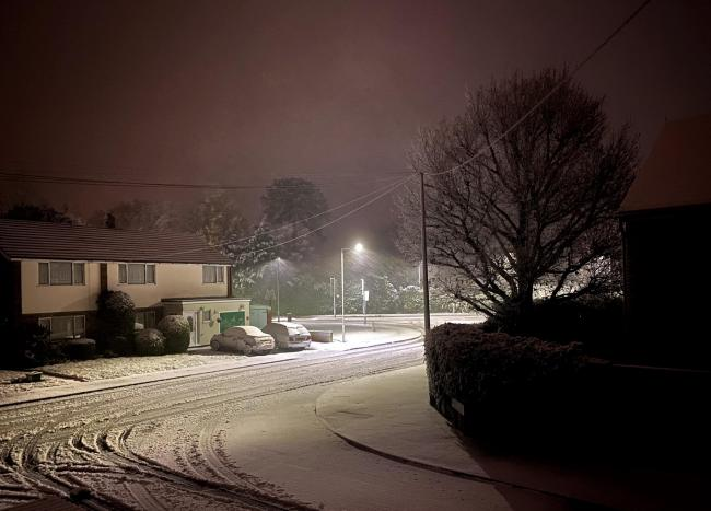 Catherine Withers took this in West Bergholt