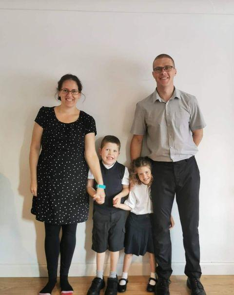 Gazette: Strydom Family: Tara, Luke, Eva and Tinus