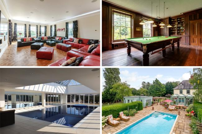 Have a couple million in the bank? Check out these swanky places on sale in Mid-Essex