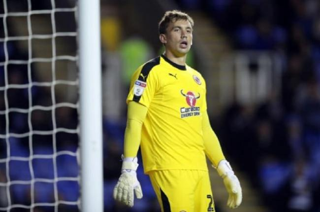 Fresh challenge - former Colchester United goalkeeper Sam Walker has joined AFC Wimbledon on loan from Championship side Reading Picture: PA