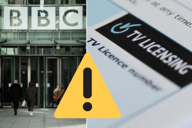 BBC licence holders are being warned of a new scam that is being sent via text offering a Covid refund payment