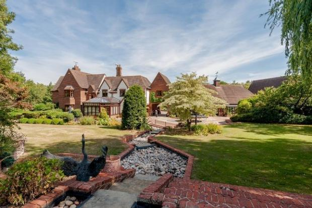 Gazette: Aldham £4 million home