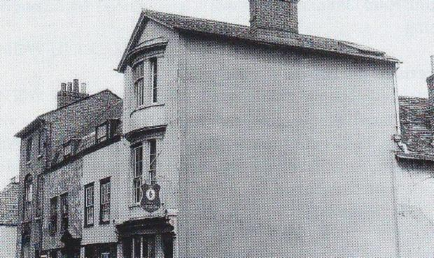 Gazette: No longer afloat - The Lifeboat was in Kings Head Street. It closed in 1957 and was originally known as The Red, White & Blue Inn Picture: Source: STEVE DELVES