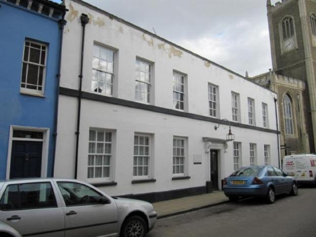 Gazette: Top tipple - The Three Cups was in Church Street and is now in residential use. After opening for business in the 16th Century, the building had many improvements including a Georgian facade and an archway at the rear. The structure was remodelled in 1949
