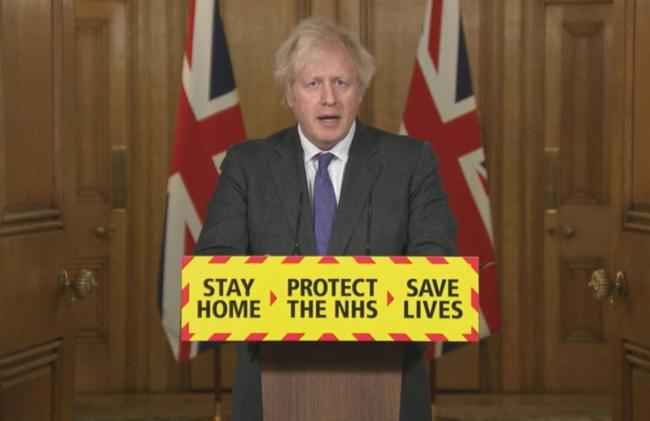 Boris Johnson says 'some evidence' new UK Covid strain could have higher death rate