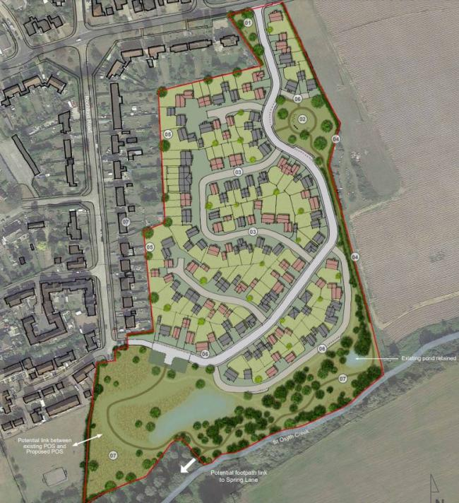 Decision made over plans for 100 new homes in St Osyth