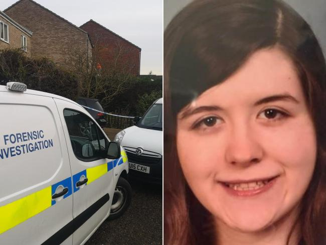 A 21-year-old woman is stabbed to death by someone she met online