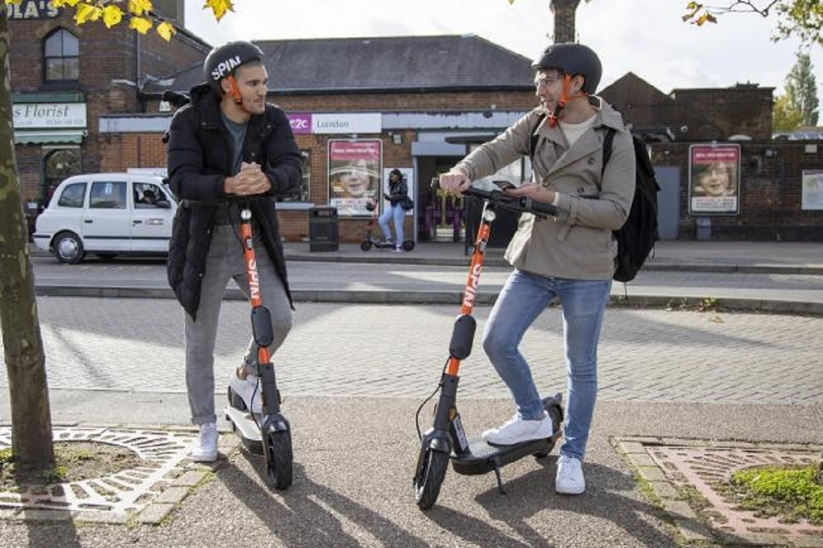 Travel trials - electric scooter rental pilots are set to be rolled-out in Colchester