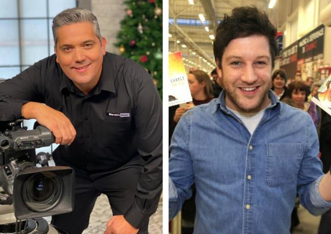 Michael J Fitch and Matt Cardle are teaming up for a special Zoom show