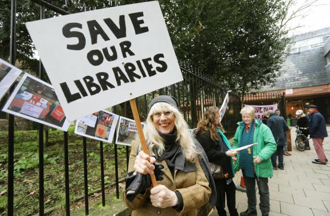 Essex County Council candidates asked to back library campaign