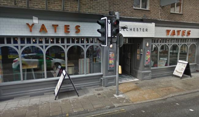 Yates in Colchester set to reopen for outside drinking and dining next week