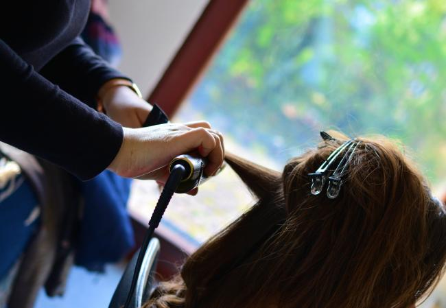Many hairdressers are fully booked until end of May as salons reopen from Monday