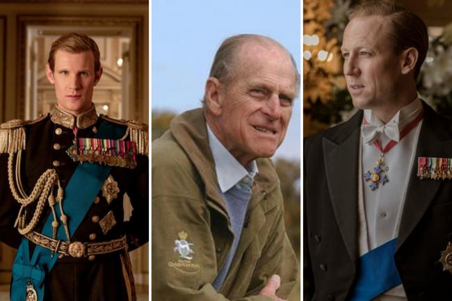 Netflix urged to apologise after 'malicious' Prince Philip scene in The Crown. (PA)
