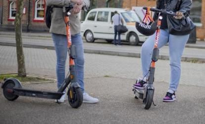 Warning after e-scooters 'left blocking pavements' across Colchester
