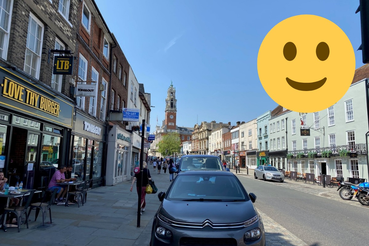 Colchester one of the friendliest places in UK in Parkdean Resorts study