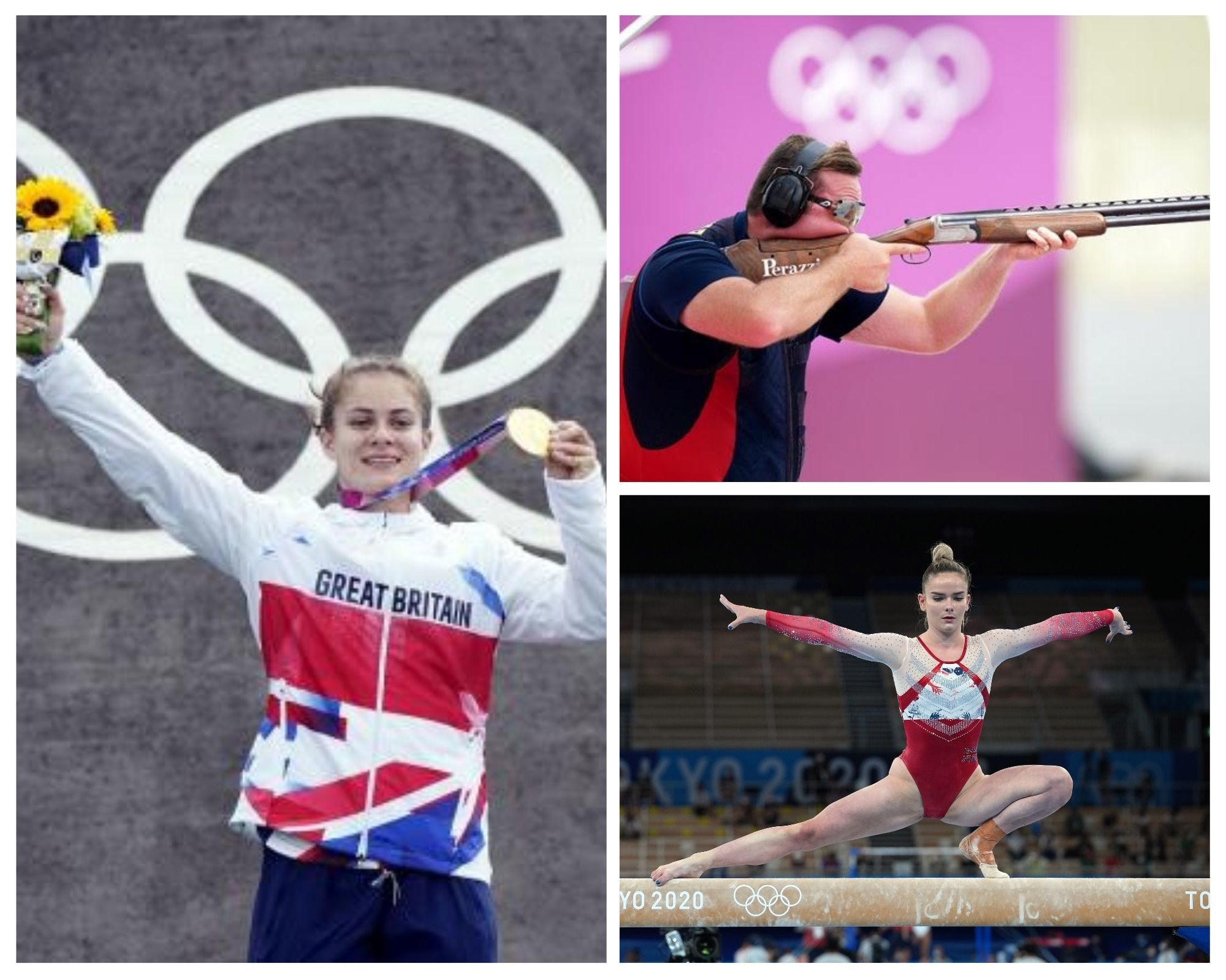 Essex athletes top the medal tables at Toyko 2020