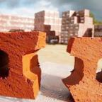 Gazette: STRENGTH: But the works where Nori brick is made has been hit with a fall in demand