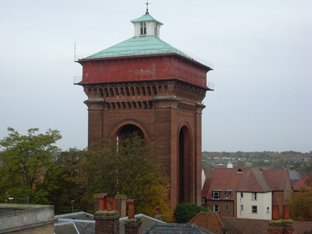 Updated; Flats plan for Jumbo water tower rejected