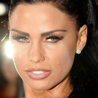 Hundreds queue in Colchester for Katie Price book signing