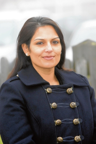 Priti Patel is calling for action