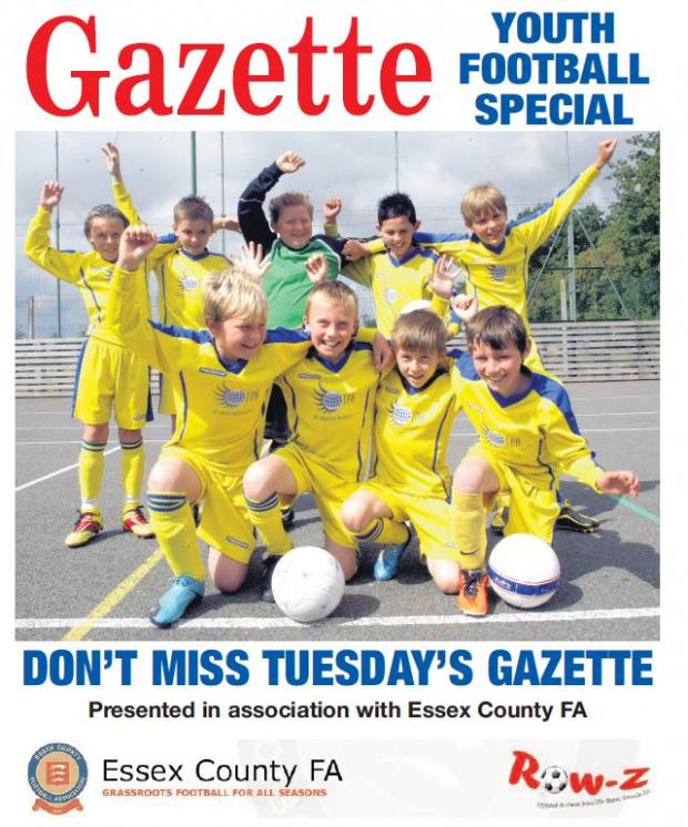 Don't miss your Gazette youth football supplement on Tuesday, June 7