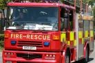 Third tumble dryer fire in three weeks put out by crews