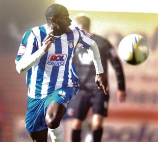 Speculation - Colchester United defender Magnus Okuonghae has been linked with a move away from the club this summer.