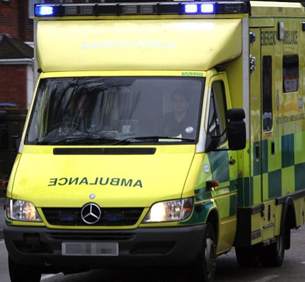 Motorcyclist hurt in Greenstead crash