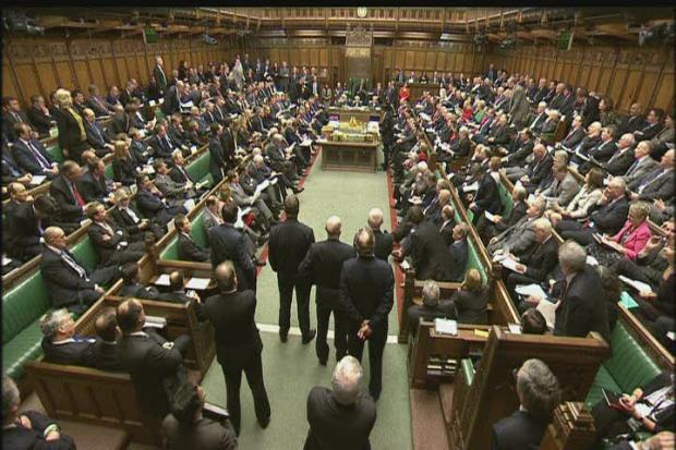 MPs head up new backbench revolt