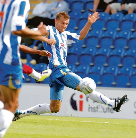 Exit - defender Matt Heath has left Colchester United after the club decided not to offer him a new contract.