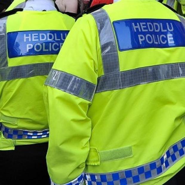 Dyfed Powys Police confirmed it was investigating the death of a teenager at a special needs school