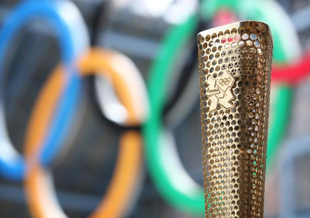 Essex: Olympic torch delayed following motorcycle collison