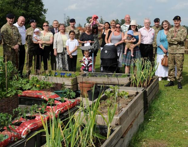 Braintree: New community centre and kitchen garden unveiled at Wethersfield